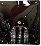 1953 Jaguar Xk 120 Se Roadster - 5d20058 Acrylic Print by Wingsdomain Art and Photography