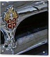 1953 Packard Clipper Grill Acrylic Print