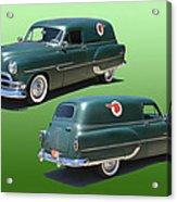 1953 Pontiac Panel Delivery Acrylic Print