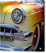 1954 Chevy Bel Air Acrylic Print