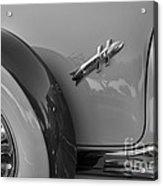 1954 Hudson Hornet Acrylic Print