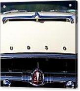 1954 Hudson Hornet Grill Acrylic Print