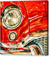 1955 Buick Century Acrylic Print