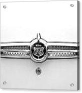 1955 Buick Special Rear Emblem Acrylic Print