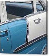 1955 Chevrolet 4 Door Acrylic Print