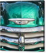 1955 Chevrolet First Series Acrylic Print
