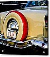 1955 Chevy Bel Air Rear Acrylic Print