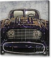 1955 Flajole Forerunner Acrylic Print