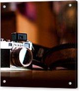 1955 Nikon S2 Acrylic Print