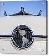 1955 Oldsmobile Acrylic Print