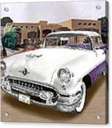 1955 Oldsmobile Super 88 Acrylic Print
