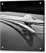 1955 Packard Clipper Hood Ornament 5 Acrylic Print