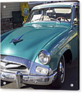 1955 Studebaker Coupe 1 Acrylic Print