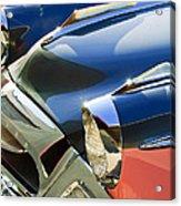 1955 Studebaker President Front End Acrylic Print
