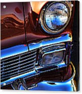 1956 Chevrolet Bel Air Acrylic Print