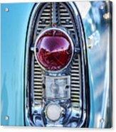 1956 Chevy Bel-air Taillight  Acrylic Print