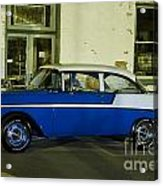 1956 Chevy Bel Air Acrylic Print