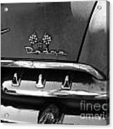 1956 Dodge 500 Series Photo 2 Acrylic Print by Anna Villarreal Garbis