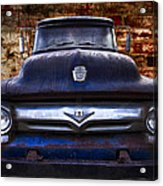 1956 Ford V8 Acrylic Print