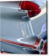 1956 Oldsmobile Taillight Acrylic Print