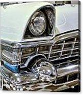 1956 Packard Caribbean Grill Acrylic Print