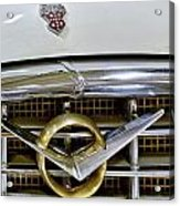 1956 Packard Caribbean Headlight Grill Acrylic Print