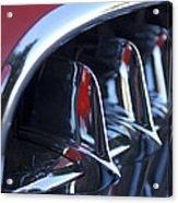 1957 Chevrolet Corvette Grille Acrylic Print