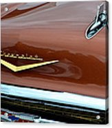 1957 Chevy II Acrylic Print
