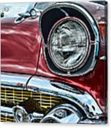 1957 Chevy - My Classic Car Acrylic Print