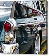 1957 Studebaker Silver Hawk Acrylic Print