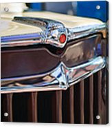 1957 Willys Wagon Grille Acrylic Print