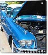 1958 Buick Acrylic Print
