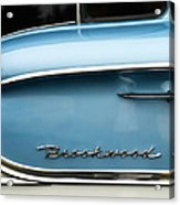 1958 Chevrolet Brookwood Station Wagon Acrylic Print