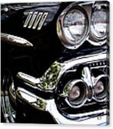 1958 Chevy Bel Air Acrylic Print