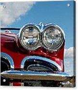 1958 Corvette Acrylic Print