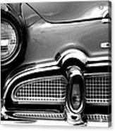 1958 De Soto Firedome Acrylic Print