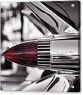 1959 Cadillac Eldorado Tailight Acrylic Print