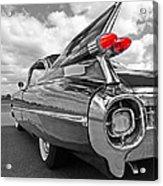 1959 Cadillac Tail Fins Acrylic Print
