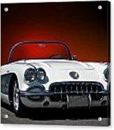 1959 Corvette Roadster I Acrylic Print