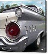 1959 Ford Galaxie Acrylic Print