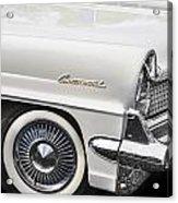 1959 Lincoln Continental Acrylic Print