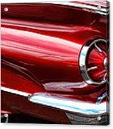 1960 Buick Lesabre Acrylic Print