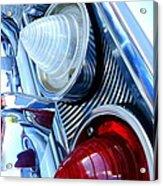 1960 Chevrolet Impala Acrylic Print