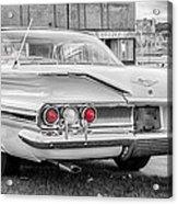 1960 Chevy Impala   7d08509 Acrylic Print