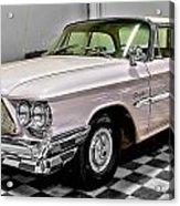 1960 Chrysler Windsor Acrylic Print