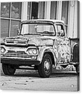 1960 Ford F-250 Acrylic Print