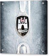 1960 Volkswagen Vw Emblem Acrylic Print