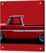 1960's Chevy C10 Pickup Acrylic Print