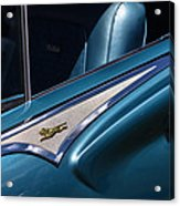 1961 Chrysler New Yorker Town And Country Acrylic Print