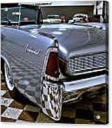 1961 Lincoln Continental Taillight Acrylic Print